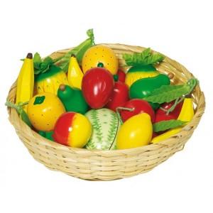 Jouet Corbeille de fruits et legumes