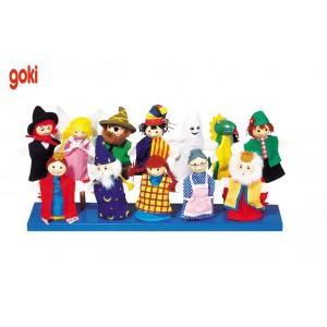 Jouet Marionnettes a doigts 1