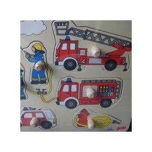 Grossiste Puzzle Pompiers
