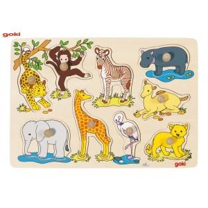 Grossiste Puzzle Bebe Animaux d Afrique