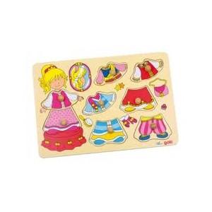 Jouet Puzzle Petite Princesse a Habiller
