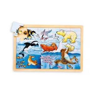 Grossiste Puzzle des animaux polaires