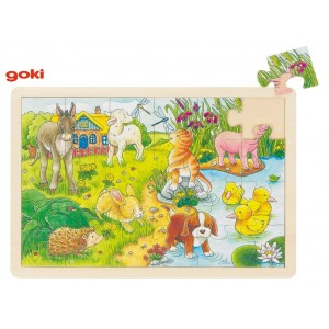 Grossiste Puzzle Bebe Animaux