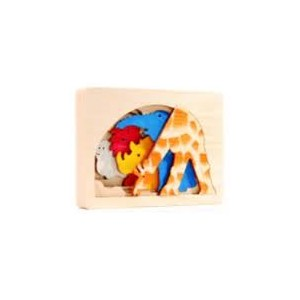 Grossiste Puzzle en bois Girafe de Georges Luck