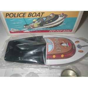 Grossiste Bateau lithographie Police