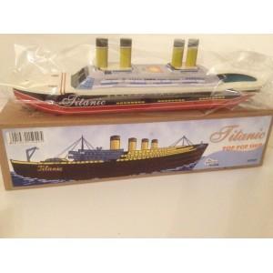 Bateau pop pop Titanic a vapeur d eau