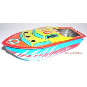 bateau xina a vapeur d eau