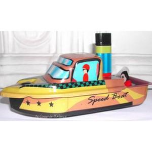 Jouet bateau pop pop speed a vapeur d'eau