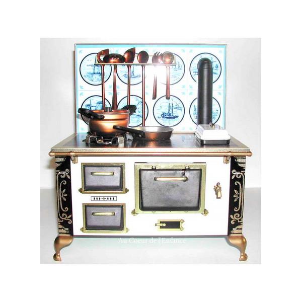 fourneau dinette et cuisine boutique jouet. Black Bedroom Furniture Sets. Home Design Ideas