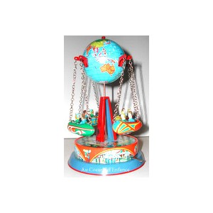 Grossiste Manège globe gondoles