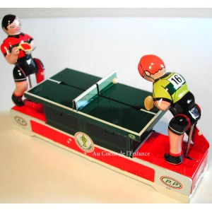 Jouet Joueurs de ping pong