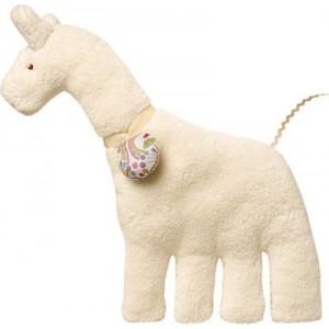 Grossiste Hochet Girafe ivoire