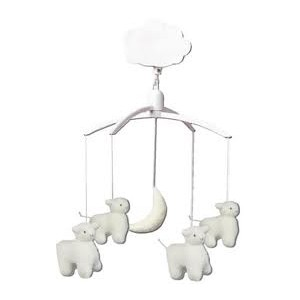 Grossiste Mobile Musical Moutons Lune