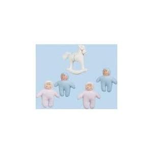 Jouet Mobile musical bebe bleu et rose