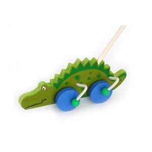 Jouet Crocodile a pousser