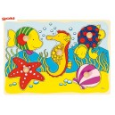 Jouet Puzzle Hippocampe Coquillage