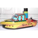 Jouet bateau pop pop speed a vapeur d eau