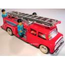 Jouet Camion de pompier échelle mobile