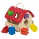 Jouet Box maison